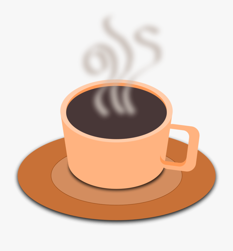 Coffee Clip Art - Hot Coffee Clipart, Transparent Clipart