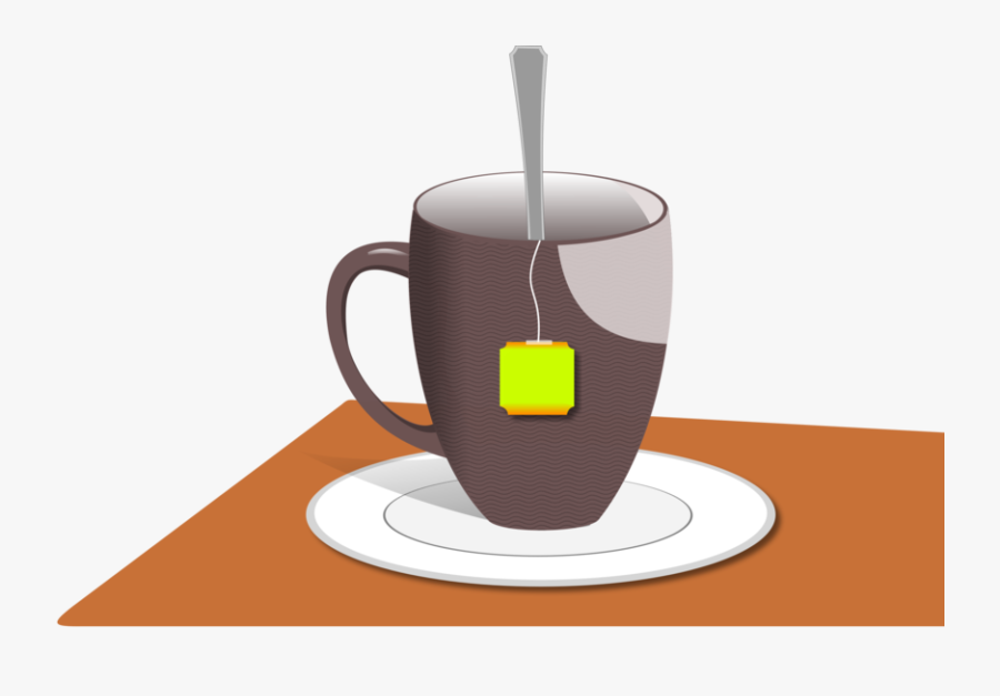 Cup,tableware,coffee Cup - Coffee Cup, Transparent Clipart