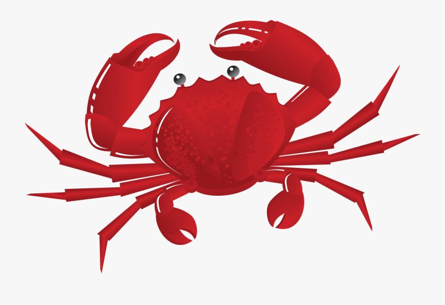 Crab Clipart Free Clip Art Images - Transparent Background Crab Clipart, Transparent Clipart