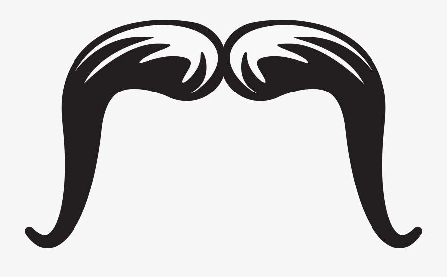 Trucker Movember Png Image - Mustache Png Fu Man Chu, Transparent Clipart