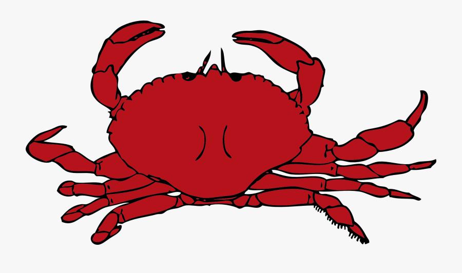 Crabs Clipart - Clipart Crab Png, Transparent Clipart