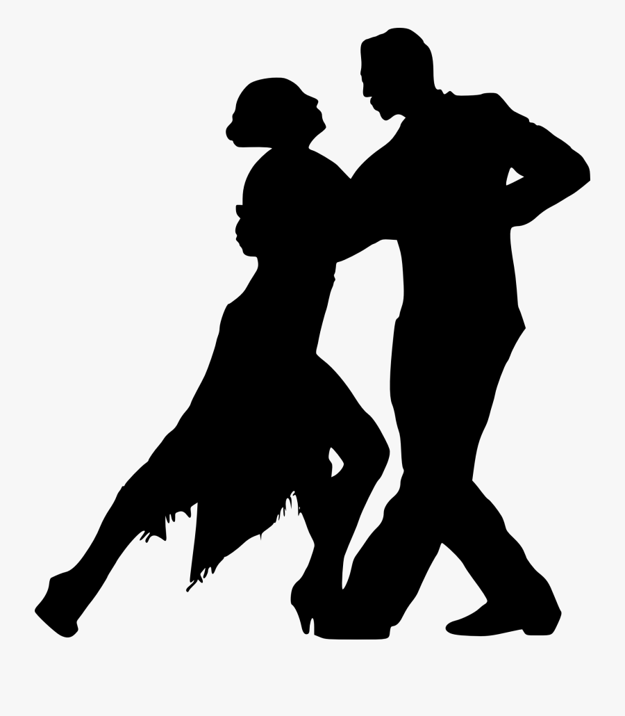 Dancing Clipart Dancer Silhouette Dancing Silhouette Transparent Background Free Transparent Clipart Clipartkey