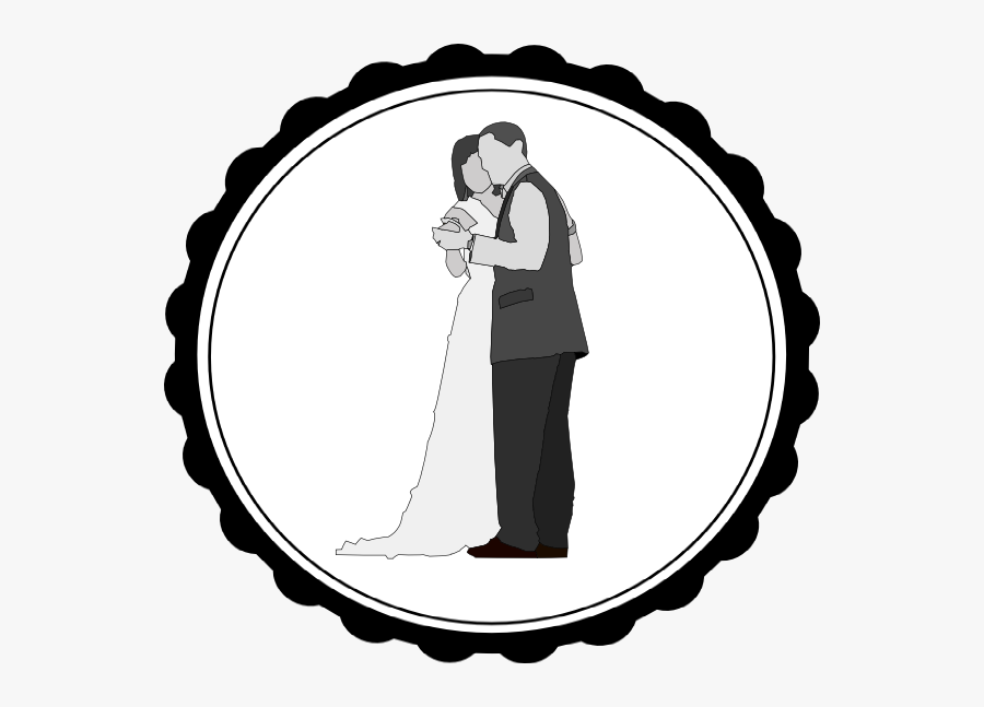 Transparent Couple Clipart Black And White - Check In Hotel Png, Transparent Clipart