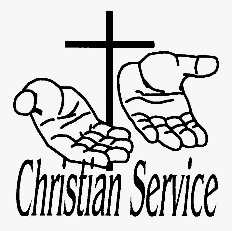 Christian Services Clipart Christian Clip Art Christianity - Church Service Clip Art, Transparent Clipart