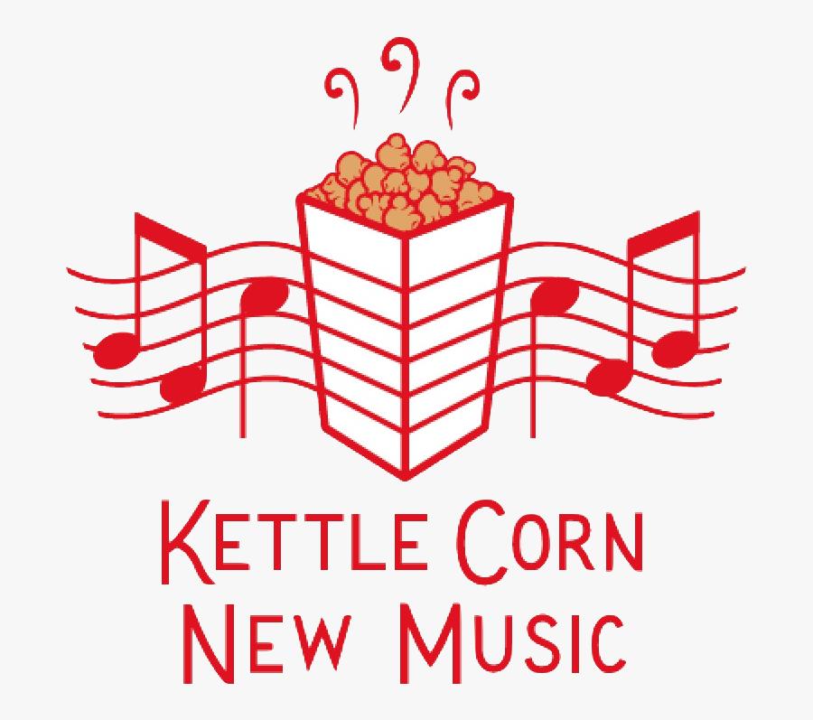 Kettle Corn Clipart - New Music, Transparent Clipart