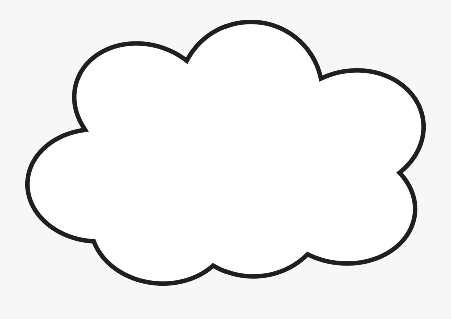 Cloud Top Clip Art Rain Clouds Clipart Free File Transparent - Clip Art Clouds, Transparent Clipart