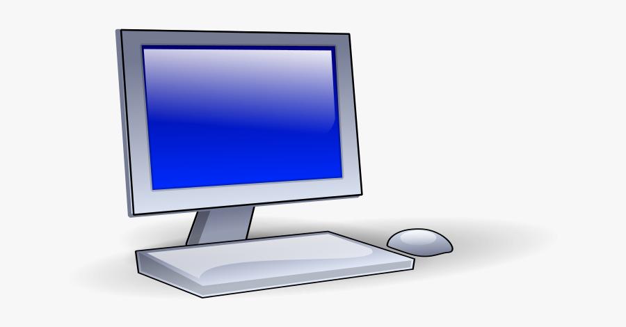 Free Computer Clip Art - Computer Clipart, Transparent Clipart