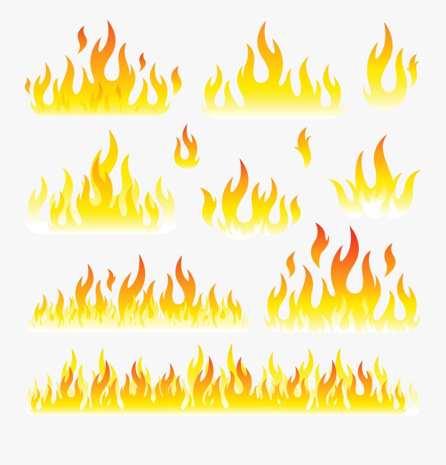 Flames Fire Flame Clip Art - Flame Png Clip Art, Transparent Clipart