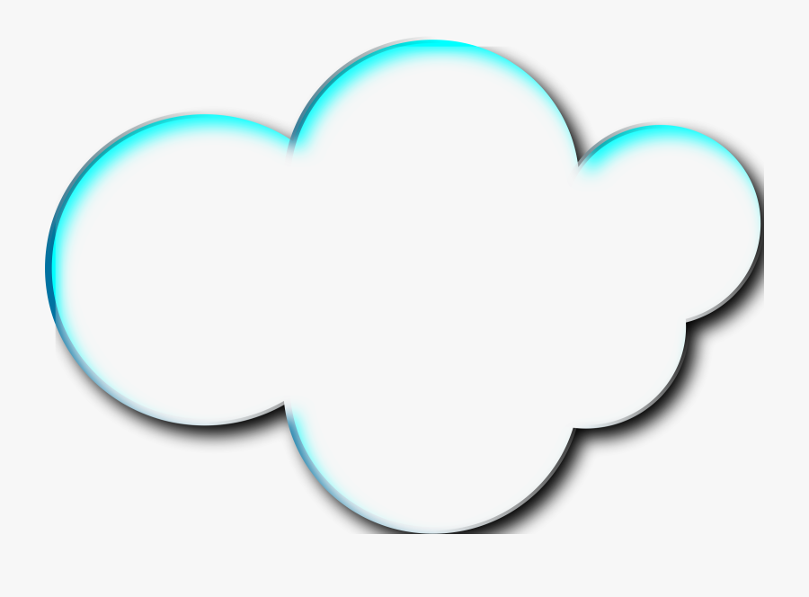Cloud - Clipart Vector Cloud Png, Transparent Clipart