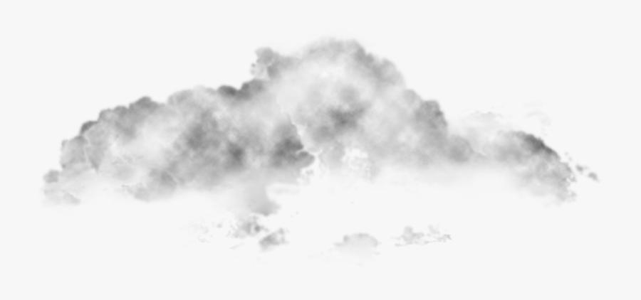 Stratus Cloud Png Clipart - Dark Cloud Transparent Background, Transparent Clipart