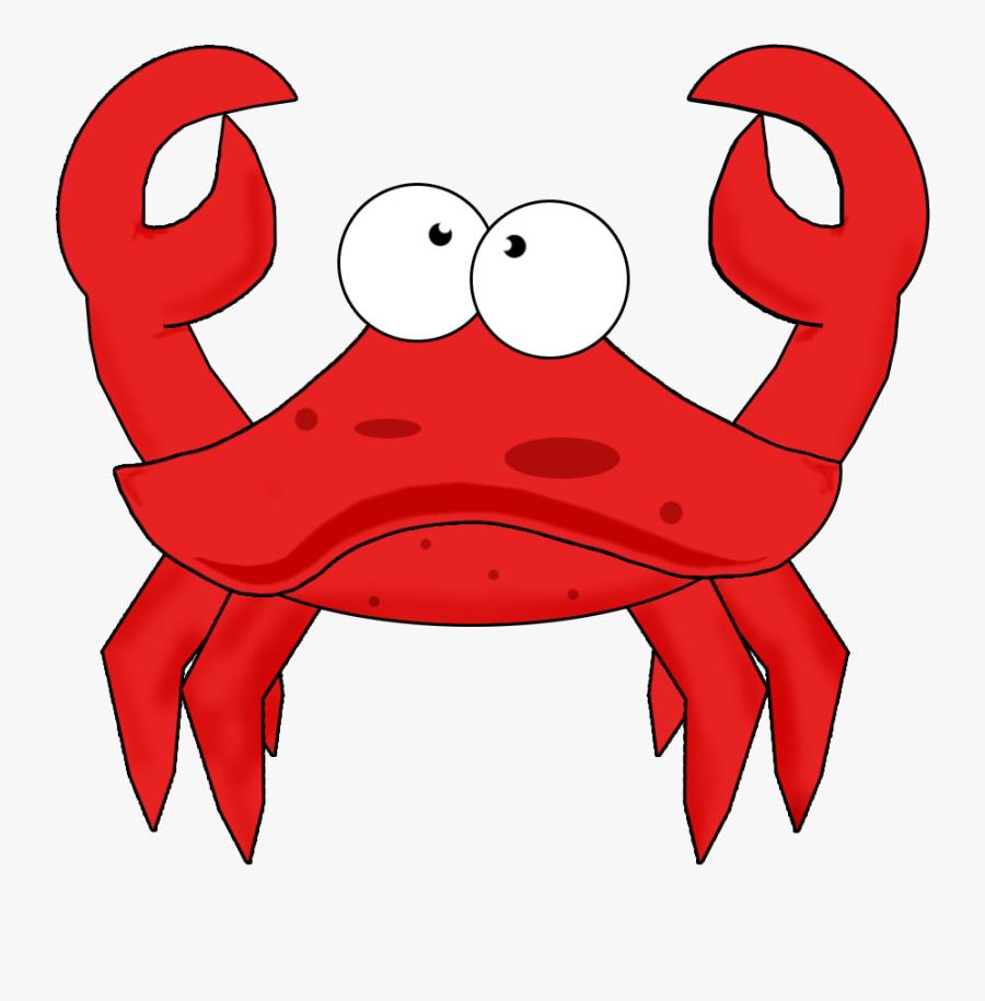 Crab Clipart Snow Crab - Crab Clipart Png, Transparent Clipart