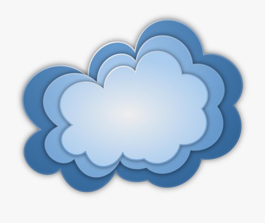 Cloud Clipart Images Download - Cloud Button, Transparent Clipart