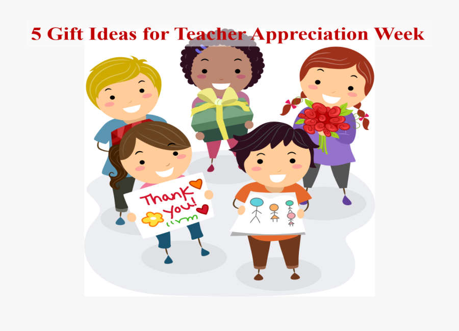 Ideas For Appreciation - Saying Thank You Clipart, Transparent Clipart