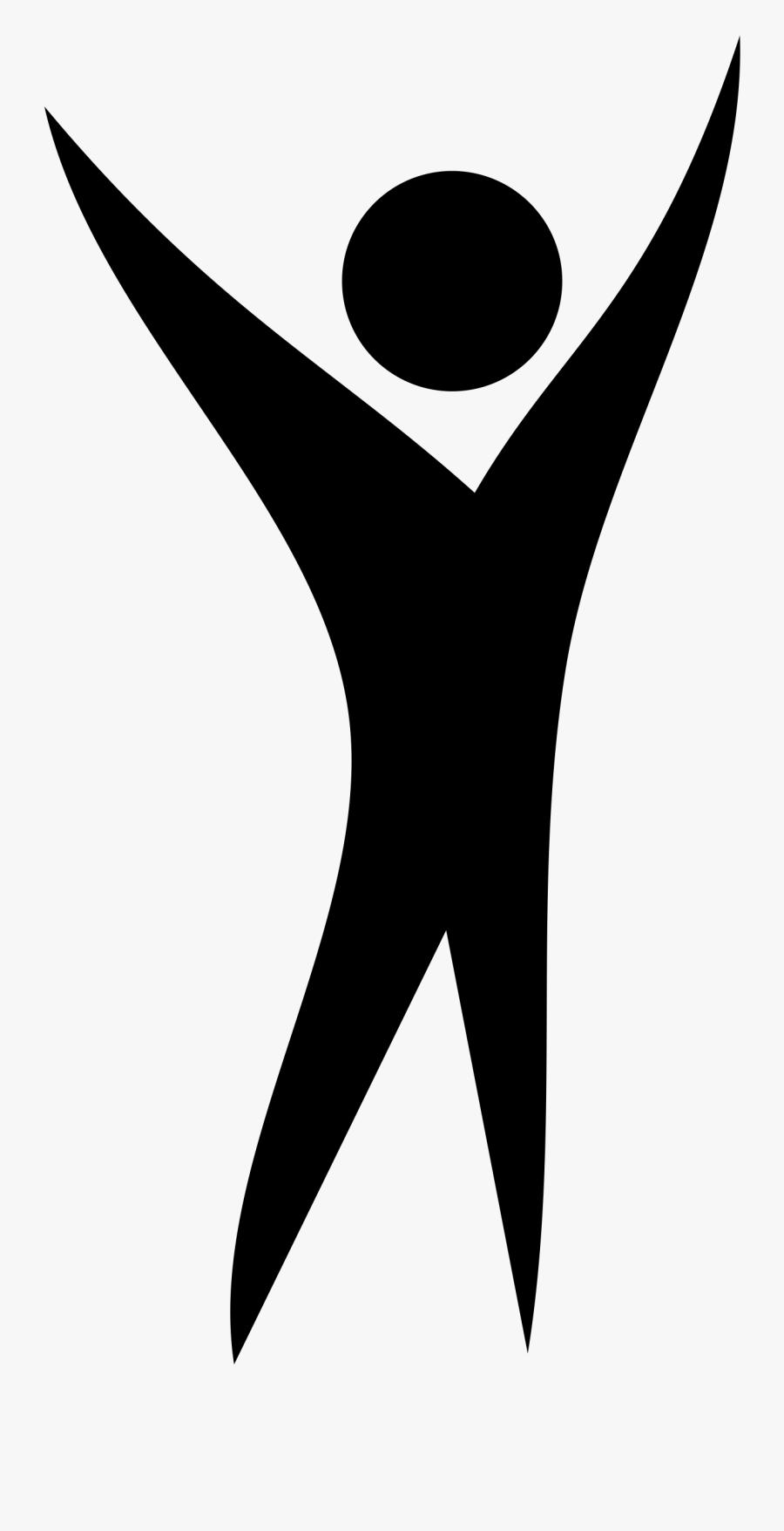Happy Person Clip Art - Clipart Happy Person, Transparent Clipart