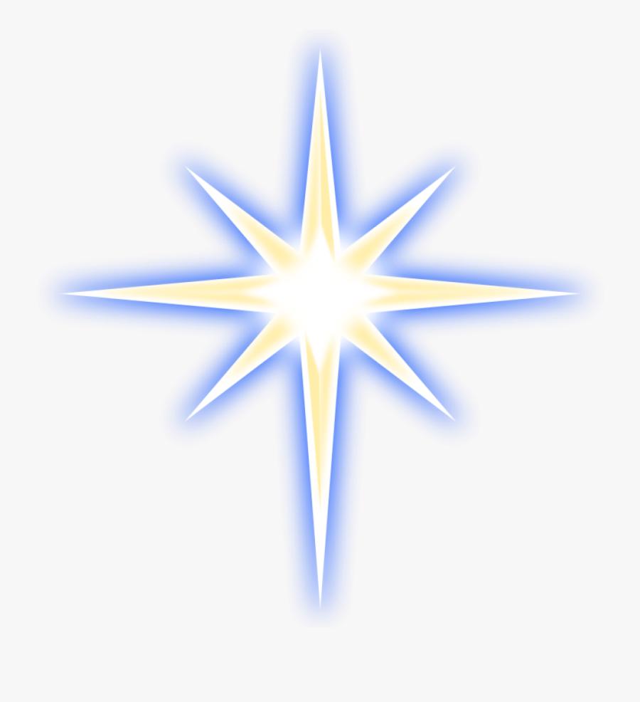 Transparent Christian Clipart - Christmas Star Png Transparent, Transparent Clipart