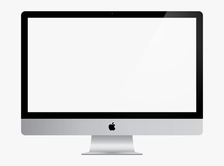 Apple Computer Clipart - Desktop Png, Transparent Clipart