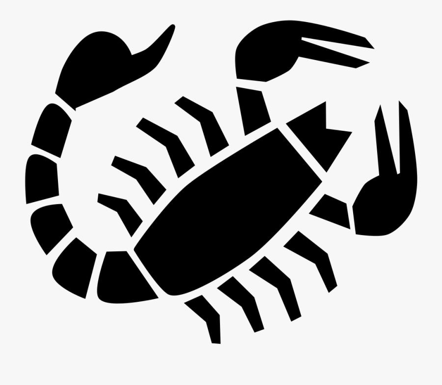 King-crab - Scorpio Horoscope Png, Transparent Clipart