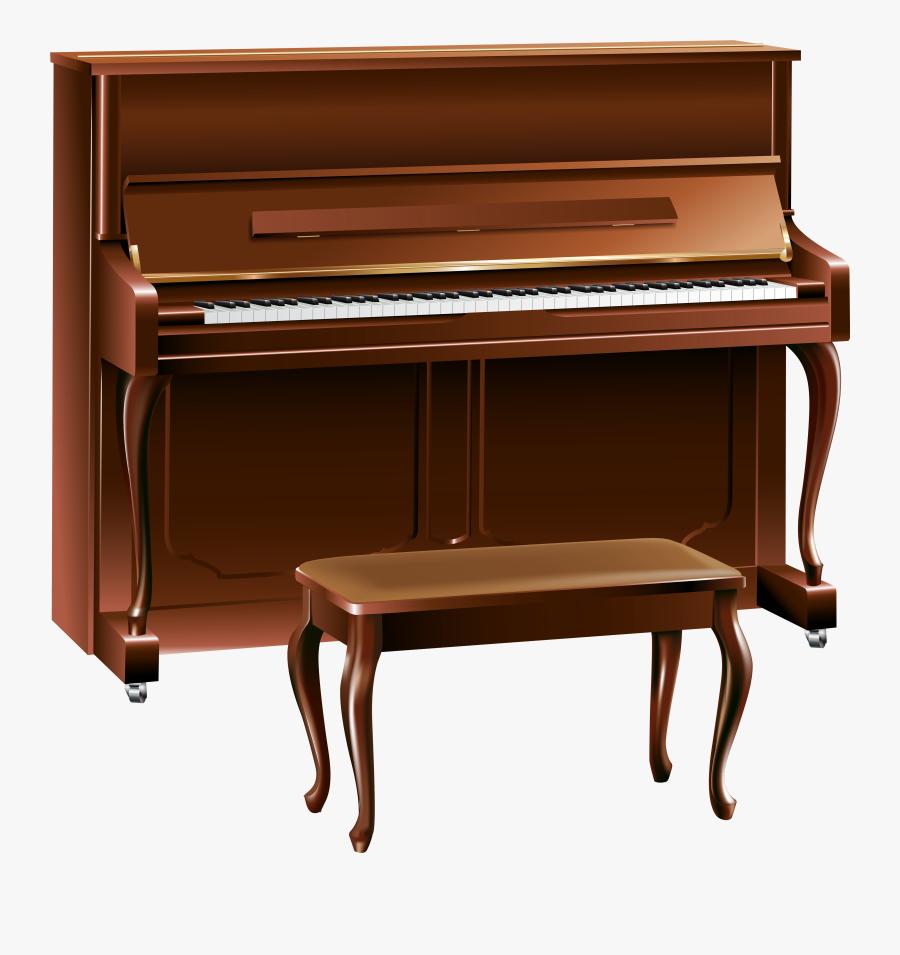 Piano Keys Transparent Clipart , Png Download - Upright Piano Clipart, Transparent Clipart