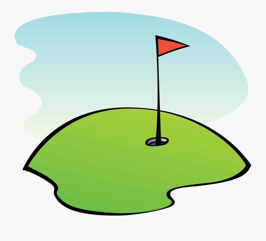 Mini Golf Clip Art, Transparent Clipart