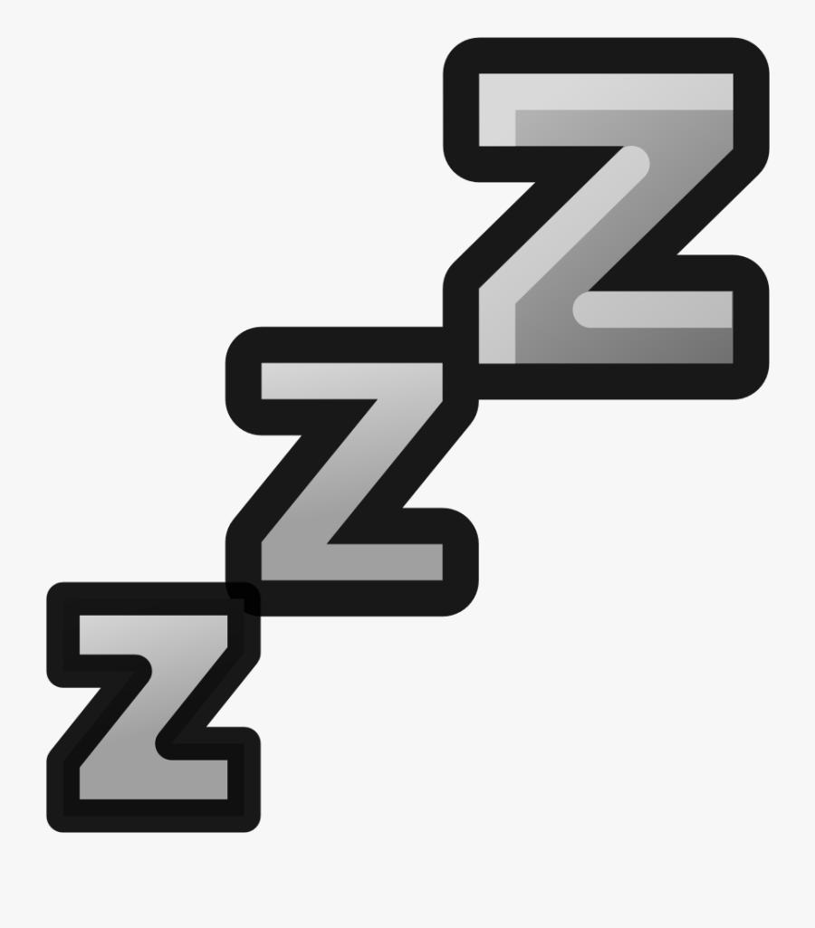 Thumb Image - Zzz Transparent, Transparent Clipart