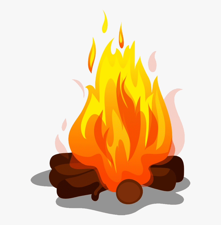 Transparent Campfire Clipart Png - Bonfire Png, Transparent Clipart
