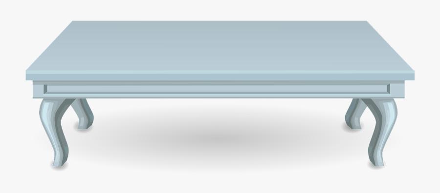 Table Clipart Schliferaward - Coffee Table Clip Art, Transparent Clipart