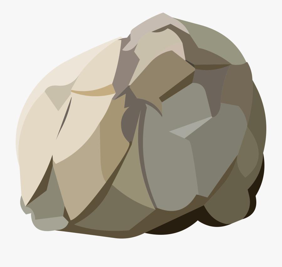Rock Collection Clipart - Rock Clipart, Transparent Clipart