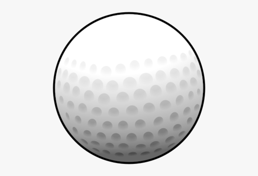 Golf Ball Clip Art Free Vector Clipart Images - Golf Ball Png Cartoon, Transparent Clipart