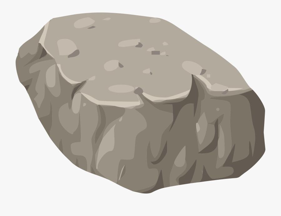 Rock - Clipart - Rock Clipart Png, Transparent Clipart
