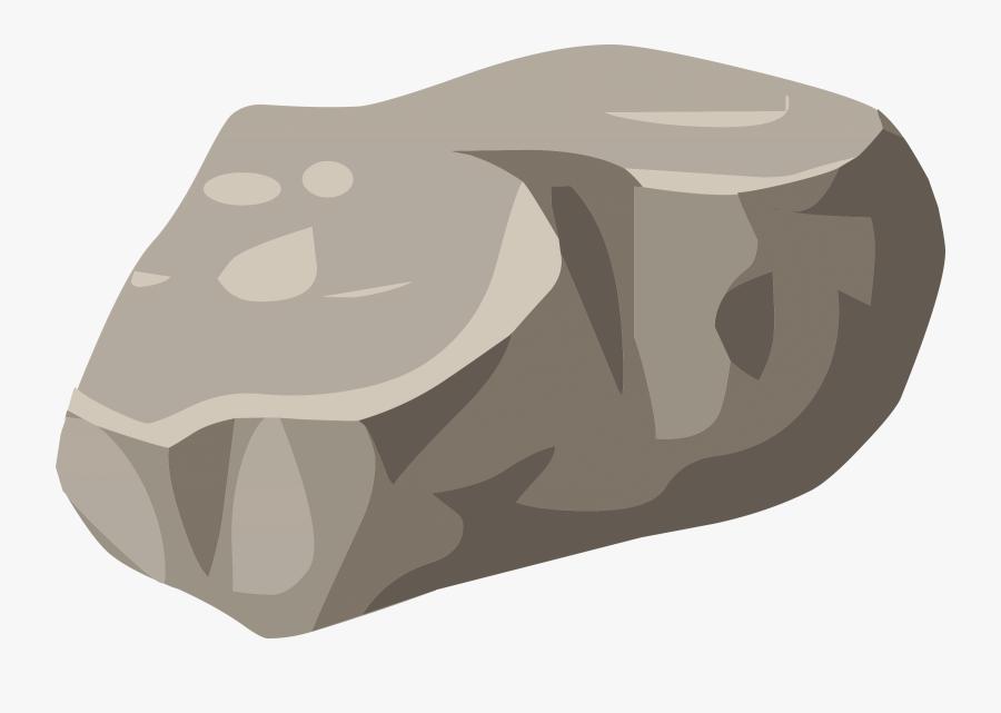 Clipart Alpine Landscape Rock Rubble Al1 - Rock Clipart Png, Transparent Clipart