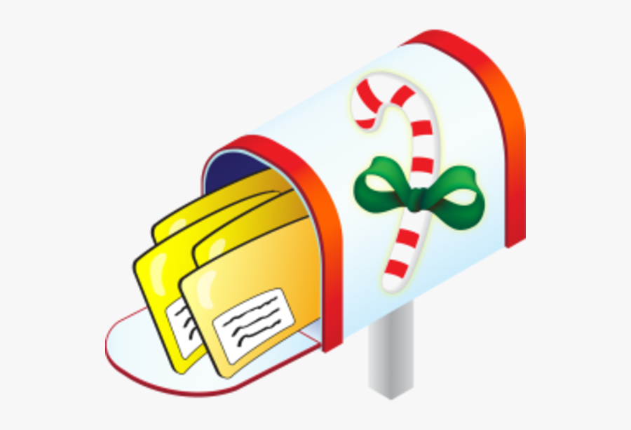 Holidays Clipart Email - Christmas Icons, Transparent Clipart