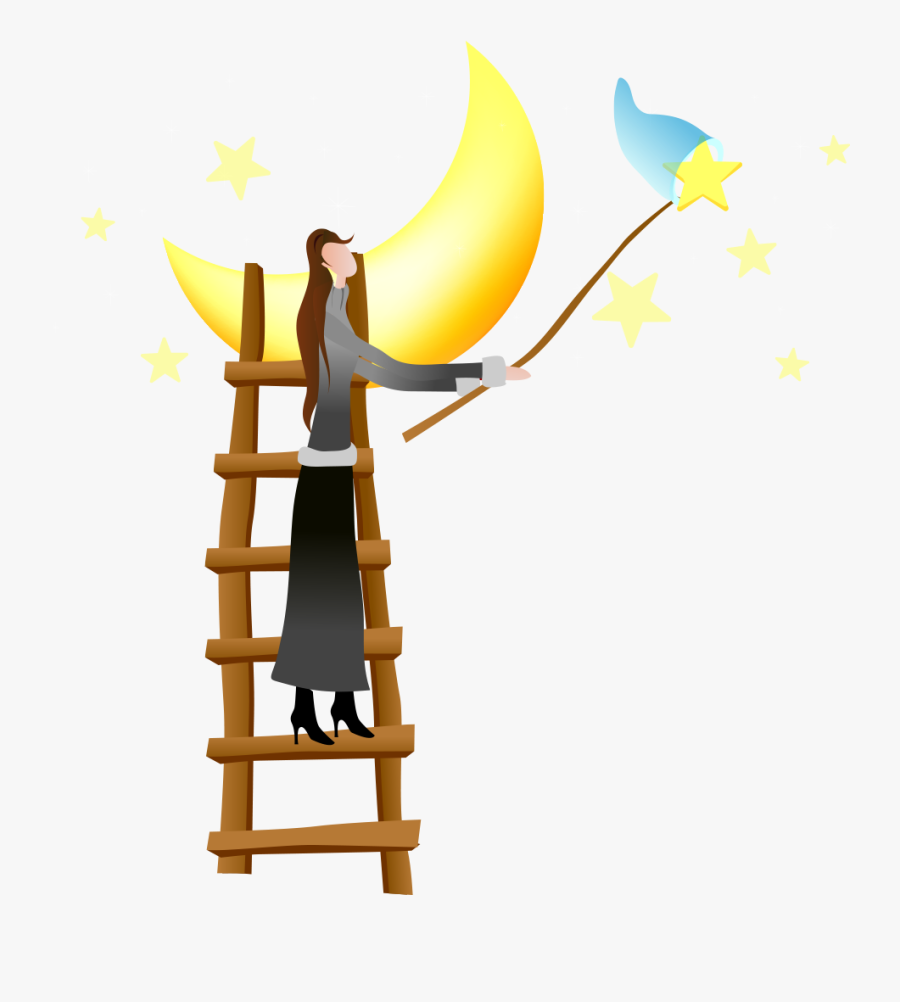 Illustration Moon Transprent Png Free Download Computer, Transparent Clipart