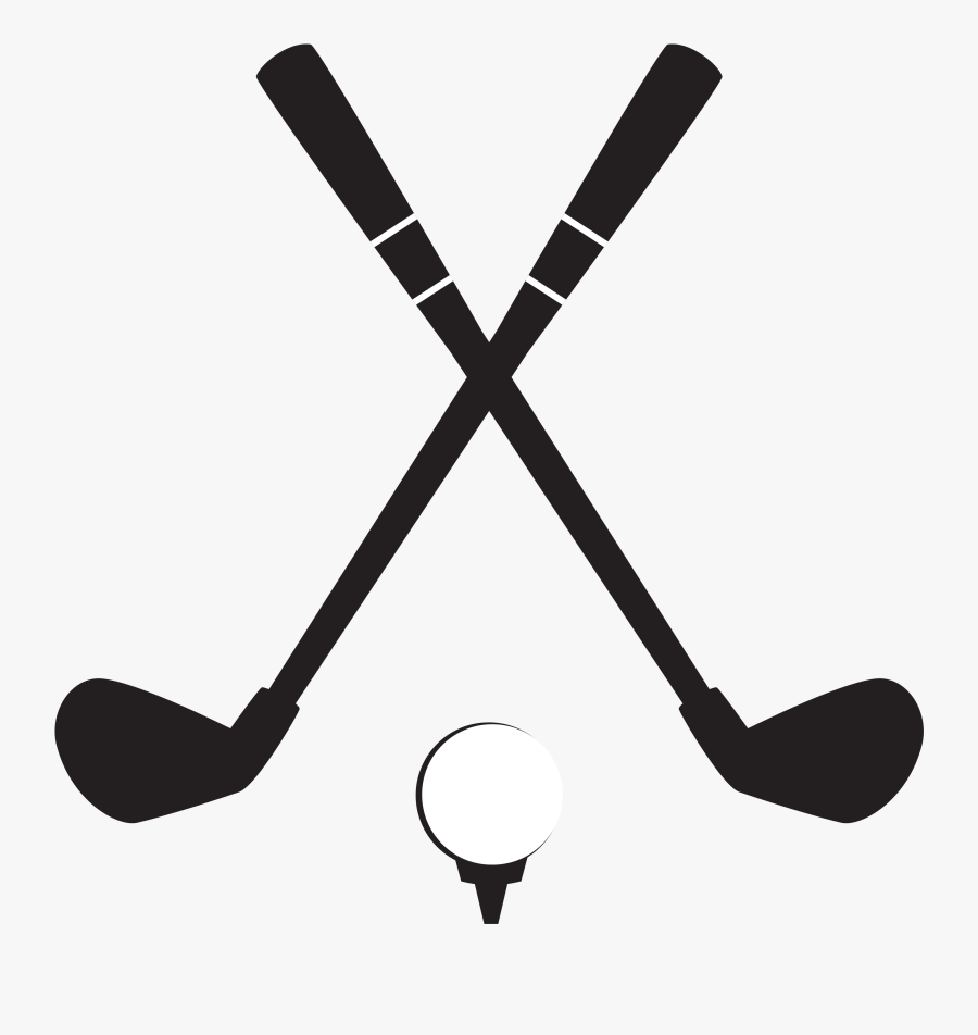 Kisspng Golf Club Ball Clip Art Vector Black 5a972803e99515 - Golf Club And Ball Vector, Transparent Clipart