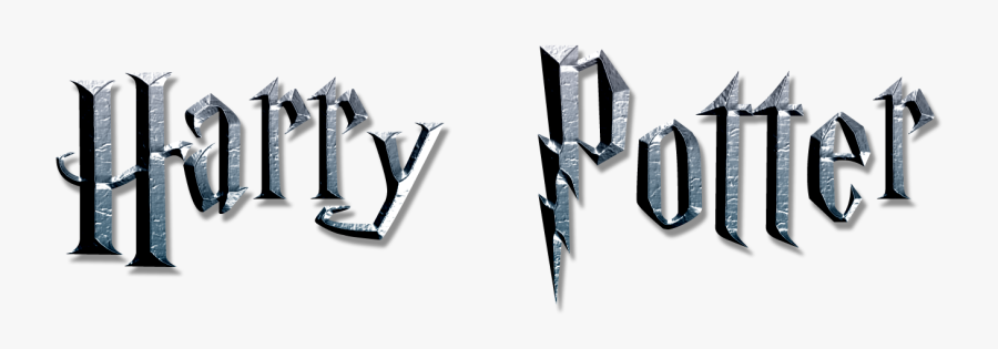 High Resolution Harry Potter Logo Png Clipart - Harry Potter And The Deathly Hallows: Part Ii (2011), Transparent Clipart