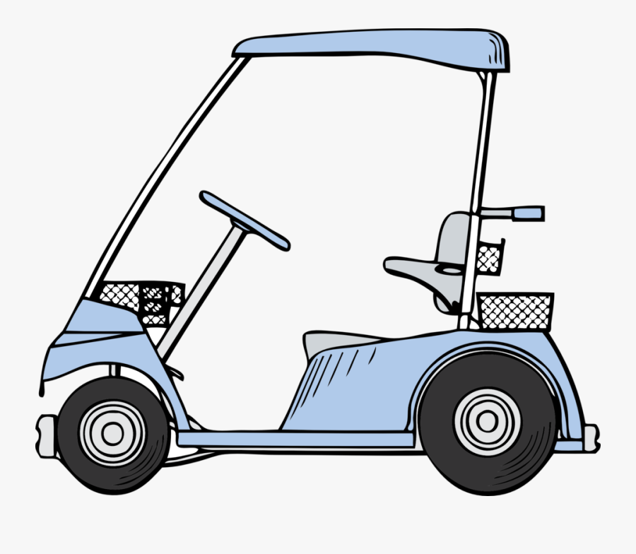 Golf Cart Clipart, Transparent Clipart