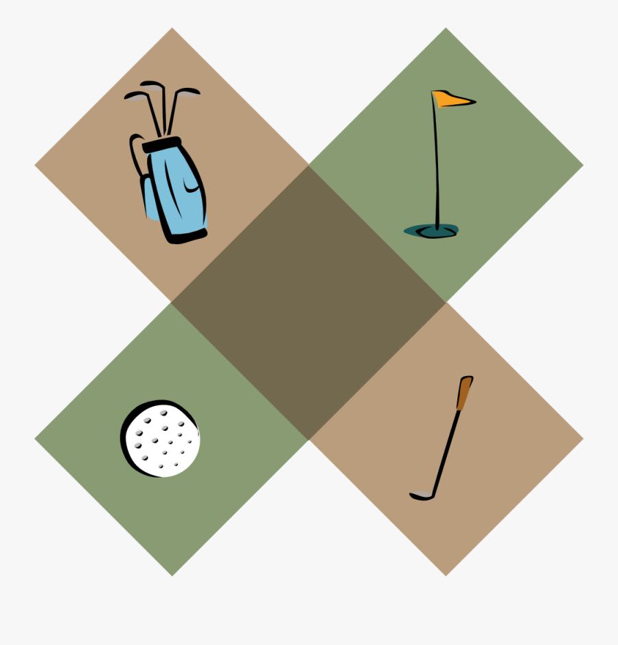 Golf Clip Art Download - Golf Border Clip Art, Transparent Clipart
