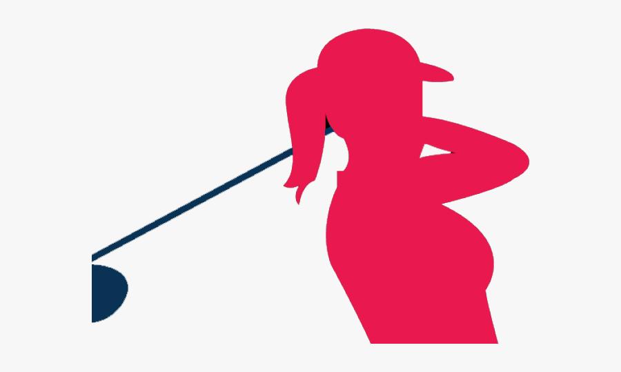 "Clip Transparent Library Golf Clipart Women""s Golf - Women's Golf Golf Clipart, Transparent Clipart"