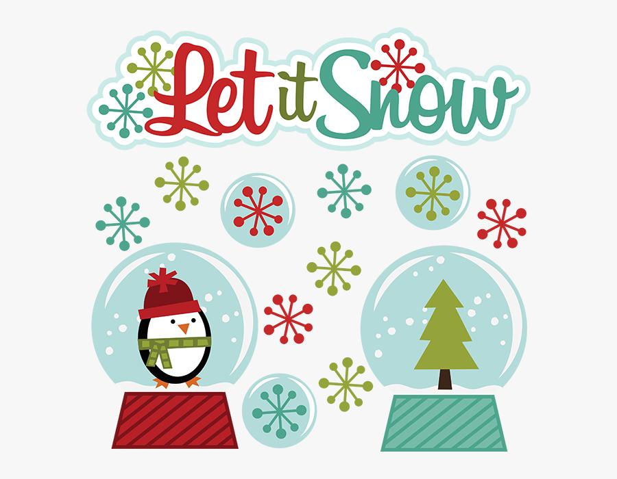 Decoration About Winter Clipart, Transparent Clipart