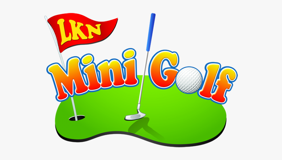Putt Putt Golf Cartoon, Transparent Clipart