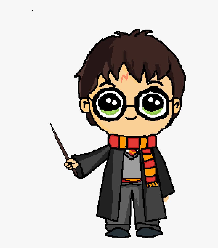 Harry Potter Cartoon Drawing - Harry Potter Cartoon Drawings, Transparent Clipart
