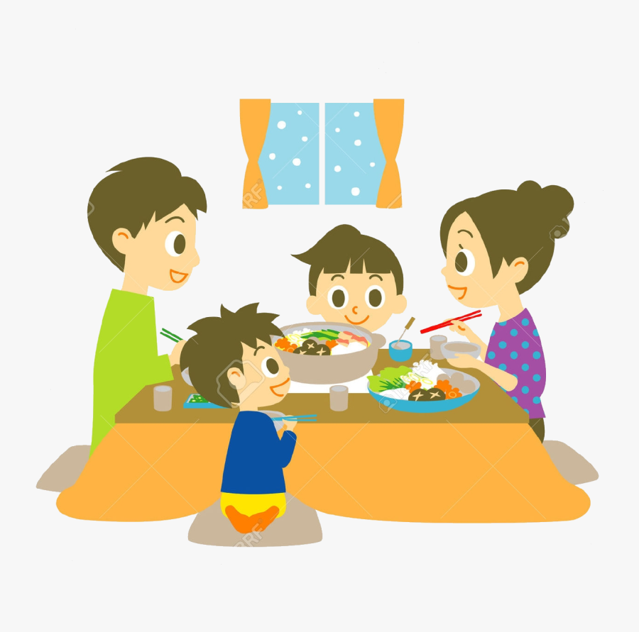 Eating Family Clipart Clip Art Transparent Png - Eating ...