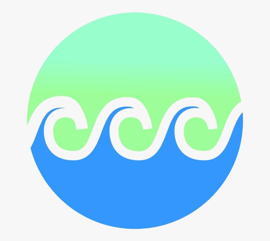 Wave Tidal Clipart Buy Clip Art Beach Logo Transparent Circle Free Transparent Clipart Clipartkey