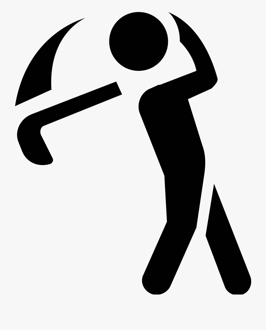Golf Icon Png, Transparent Clipart