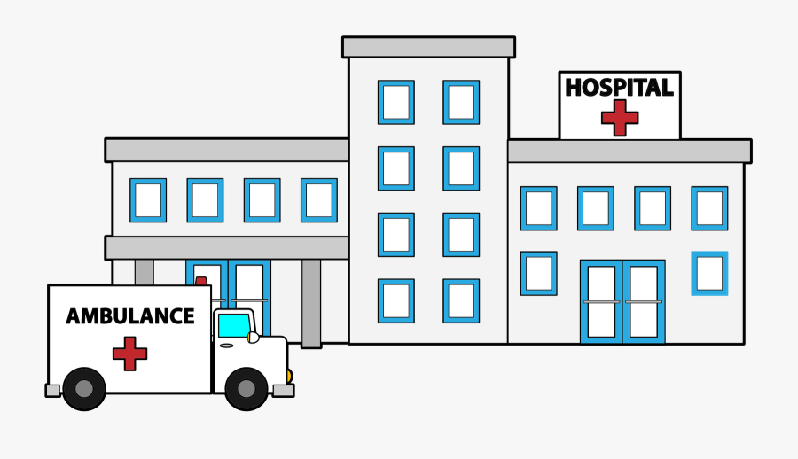 Free Hospital Clipart - Hospital Clipart, Transparent Clipart