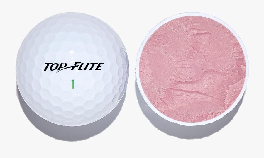 Golf Ball Clipart Pdf - Differences Of Golf Balls, Transparent Clipart