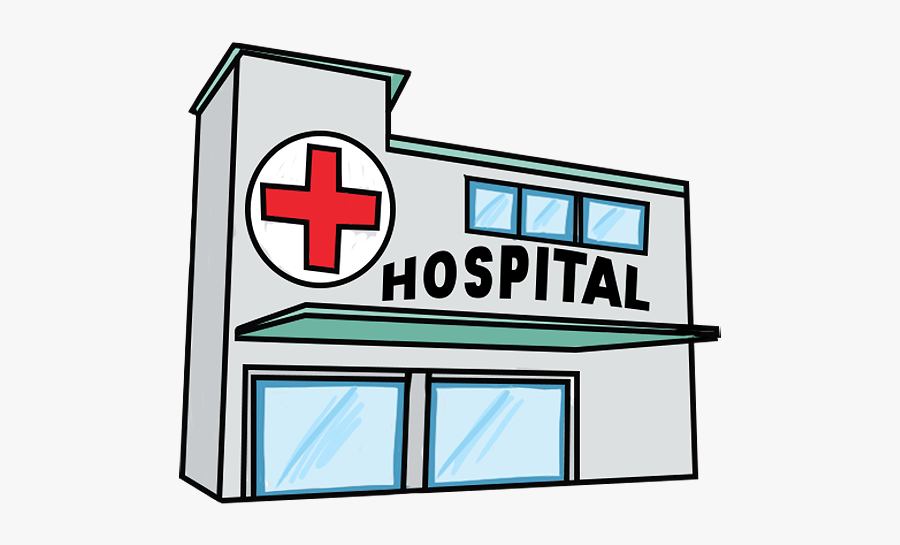 Free To Use Public Domain Hospital Clip Art - Hospital Clipart, Transparent Clipart