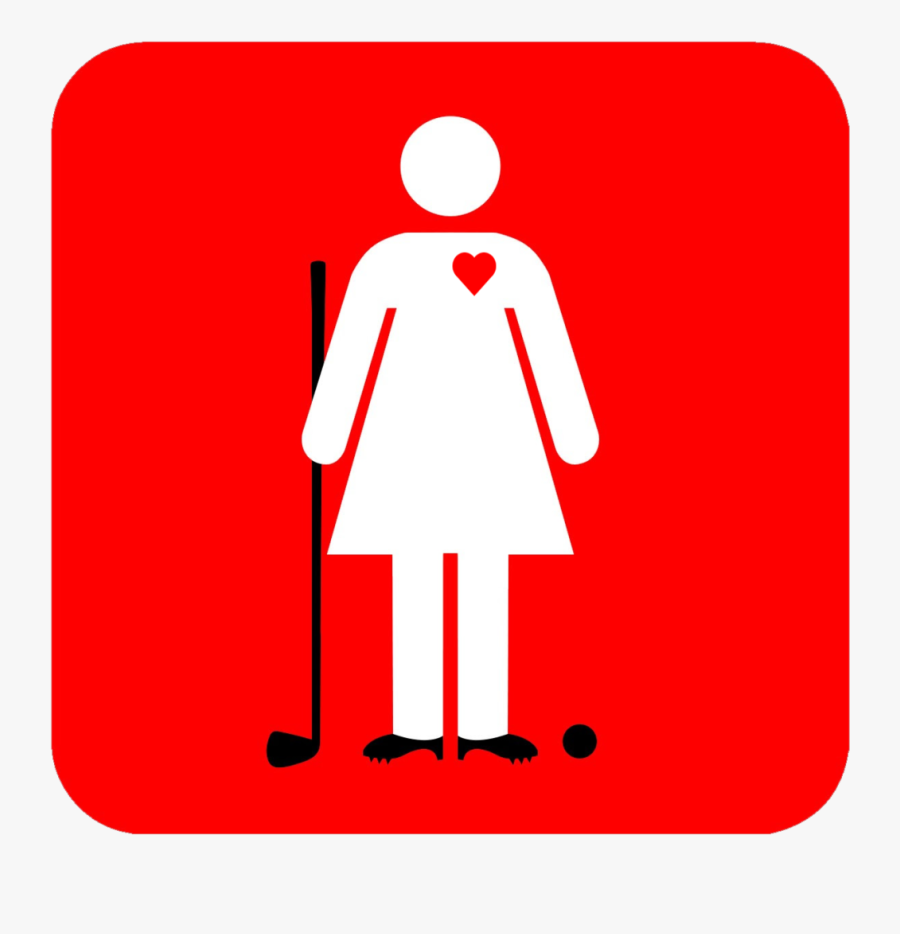 Women's Golf Day 2019, Transparent Clipart