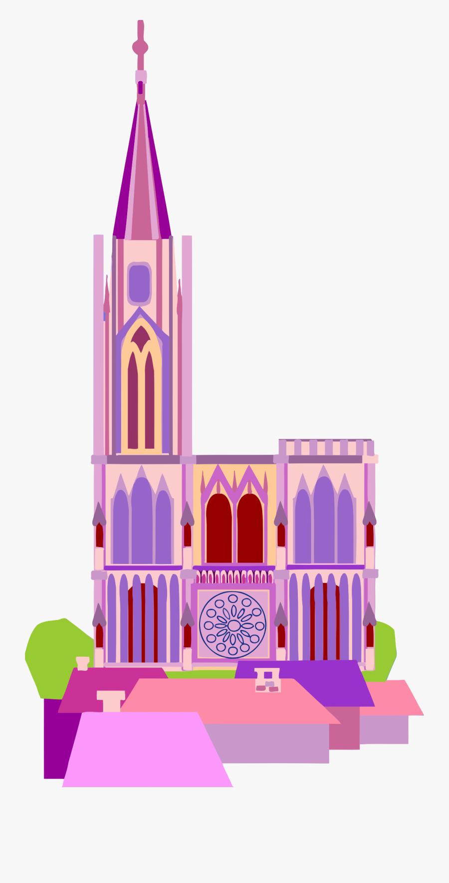 Fairytale Castle - Parish, Transparent Clipart