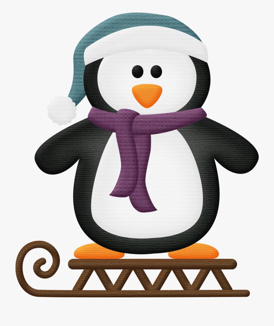 Transparent Winter Wonderland Clip Art - Winter Wonderland Clipart Penguin, Transparent Clipart