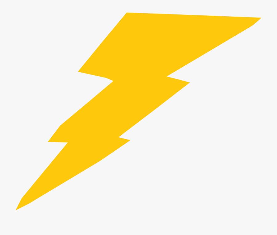 Clip Art Strike Electricity Computer Icons - Lightning Bolt Png Transparent, Transparent Clipart